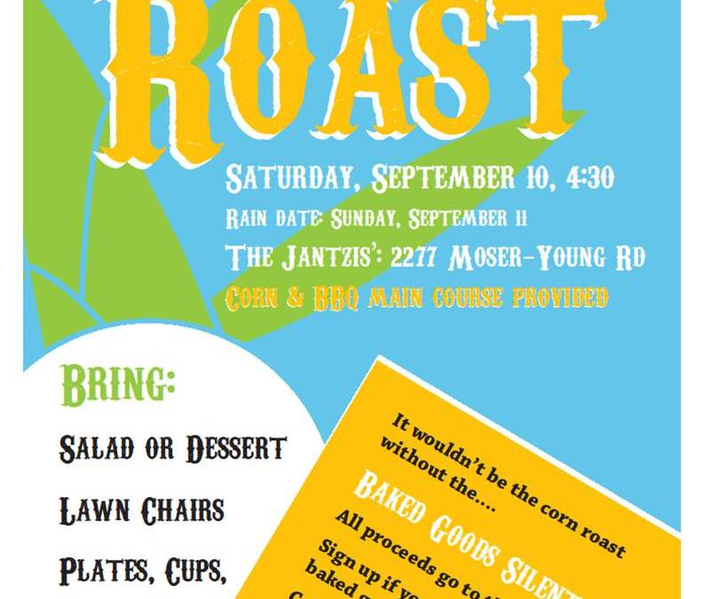 Corn Roast Map and Details