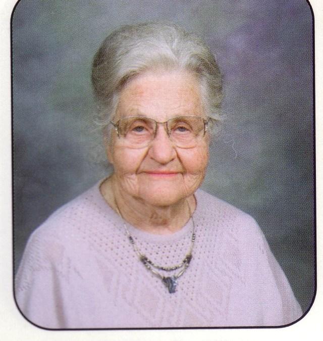Passing of Dorothy Sherk