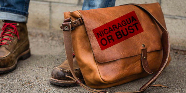 Team Nicaragua Is In The Air