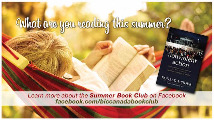 BIC Canada Summer Book Club