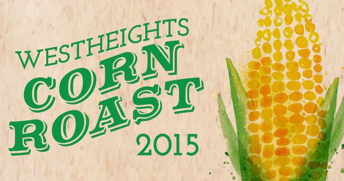 Westheights Corn Roast 2015