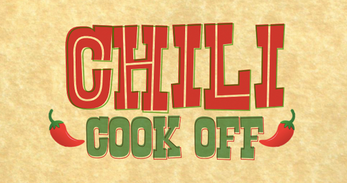 Seeking Chili Cook-off Contestants