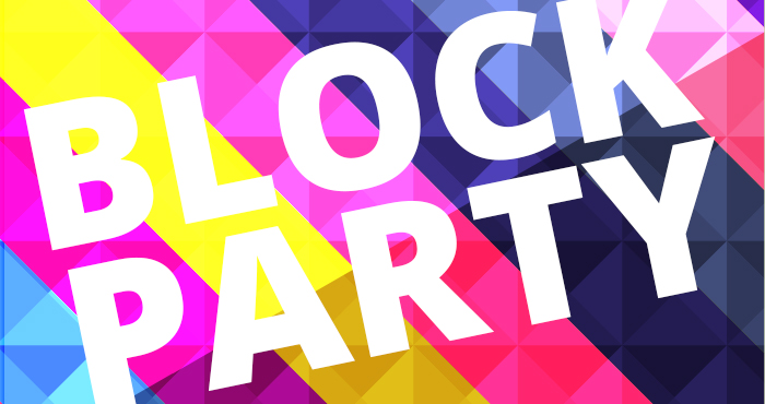 Block Party – Sep 30 2016