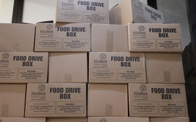 Halloween For Hunger Food Drive Results Are In