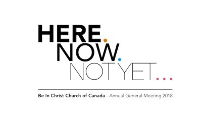 Be in Christ Canada AGM