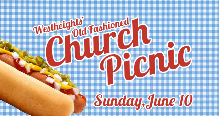 9TH ANNUAL CHURCH PICNIC