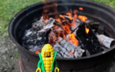 Didn't We Have Fun At The Corn Roast?