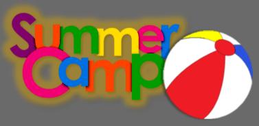 Parent Group- Summer Camp Info