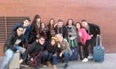 Arribada a Madrid