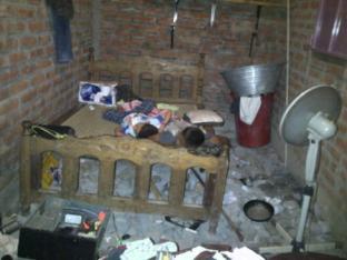 Niños de Santa Rosa de Lima. Foto: Jaime Armando López.