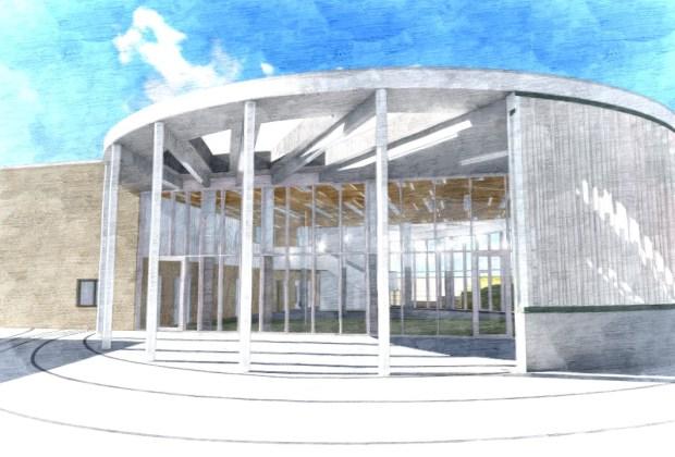 Cardinal Newman artist impression SHA Architects-686d777a