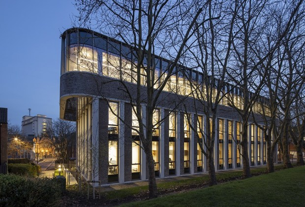 Dryden Enterprise Centre at Nottingham Trent University built by Henry Brothers 7-b597d17d