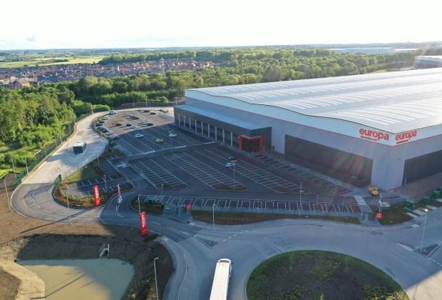 Europa Warehouse Corby site-2bf4382e