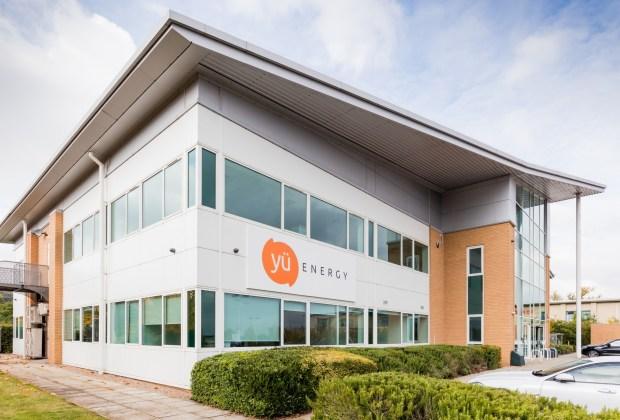Yü Energy Nottingham Office