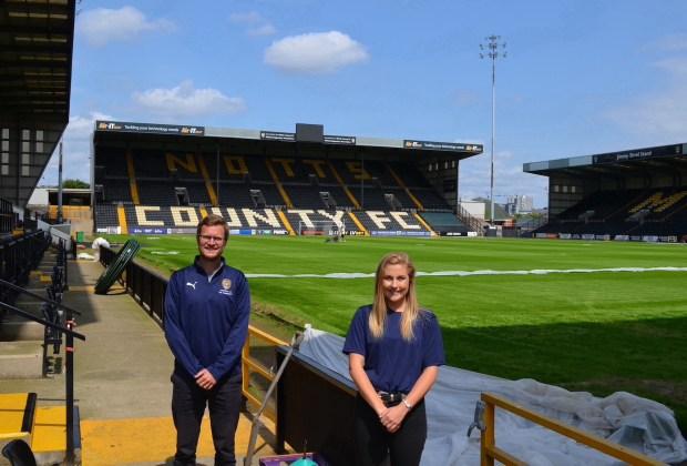 Notts County Foundation_Sam Crawford (L) & Lauren Cotton (R) 1-b4724a6e