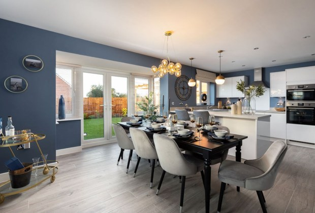 An interior shot of the showhome at Mousley Park-1a7f033b
