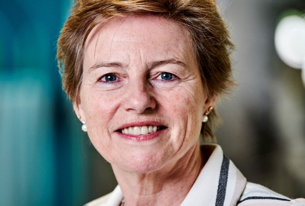 Deborah Hazell, CEO of Unity Trust Bank