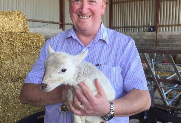 Steve Croot with lamb April 2018 - smaller-6dea58a8