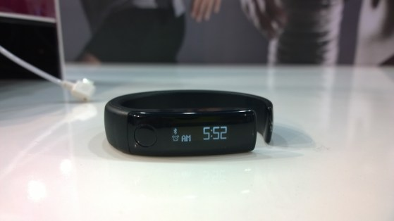 LG Lifeband Front View