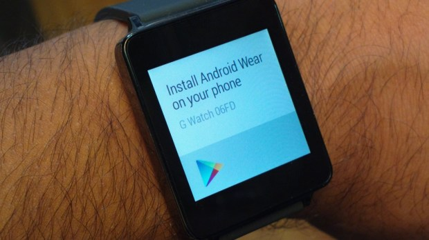 Install Android Wear on your Phone