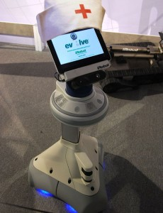 CES 2012 – Forget hospital Matrons – here comes Ava the healthcare robot from iRobot