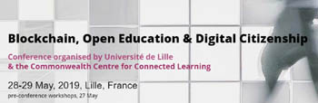 blockchain education Lille Conference