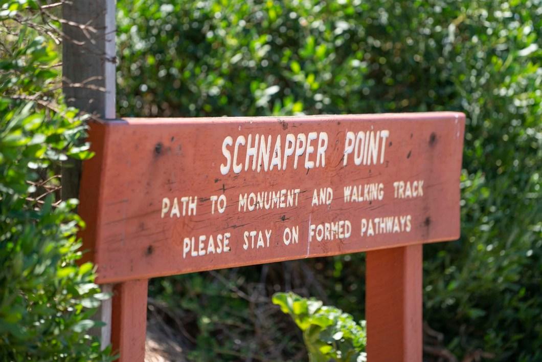 Mornington_schnapper pt sign