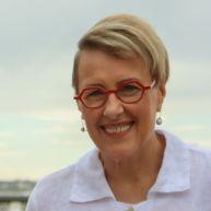 Author Carole Poustie