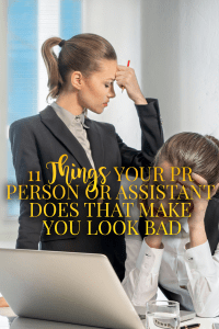 CWM: Bad PR or an Assistant in your midst?
