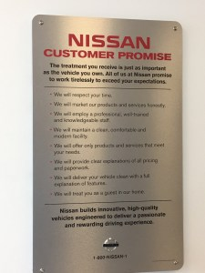 She's the Consumer : Episode One - My Nissan Dealership Repair Experience from Connected Woman Magazine