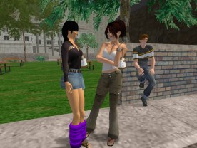 Second Life Image