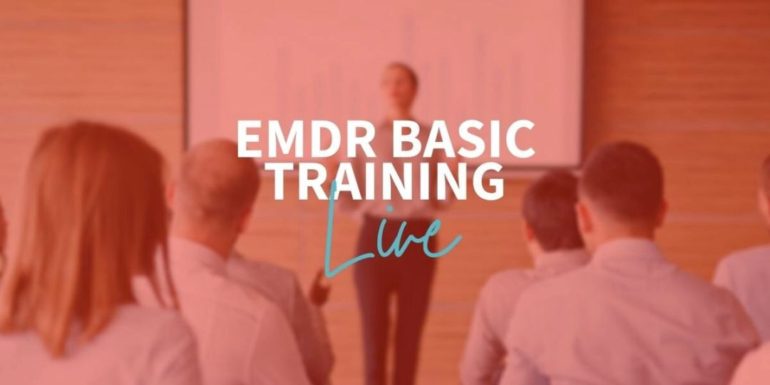 EMDR Basic Training Live - Featured Image