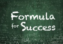 Formula for Success