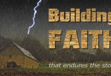 Building Faith