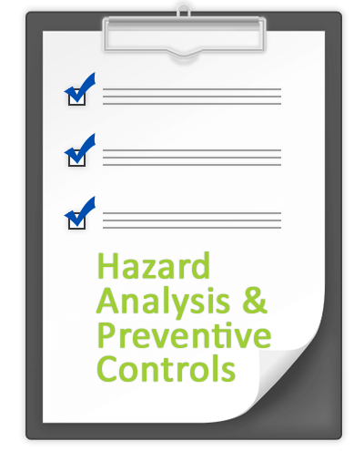 Hazard Analysis and Preventive Control Checklist