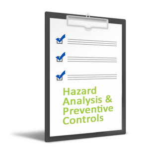 CFR 117 - Hazard Analysis and Preventive Control