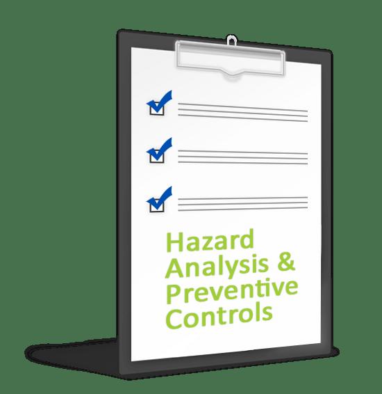 CFR 117 - Hazard Analysis and Preventive Control