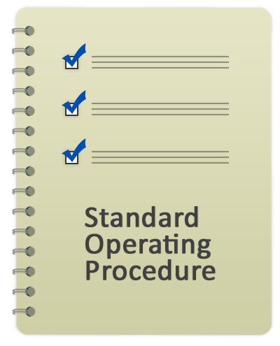 ConnectFood Standard Operating Procedure Template