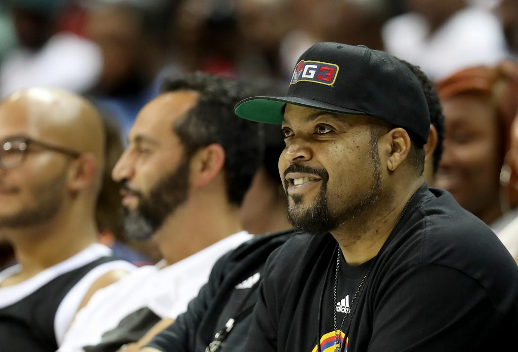 'It's Not Easy To Make A League Last': Ice Cube Talks Big 3, Dr. Dre, And John Singleton