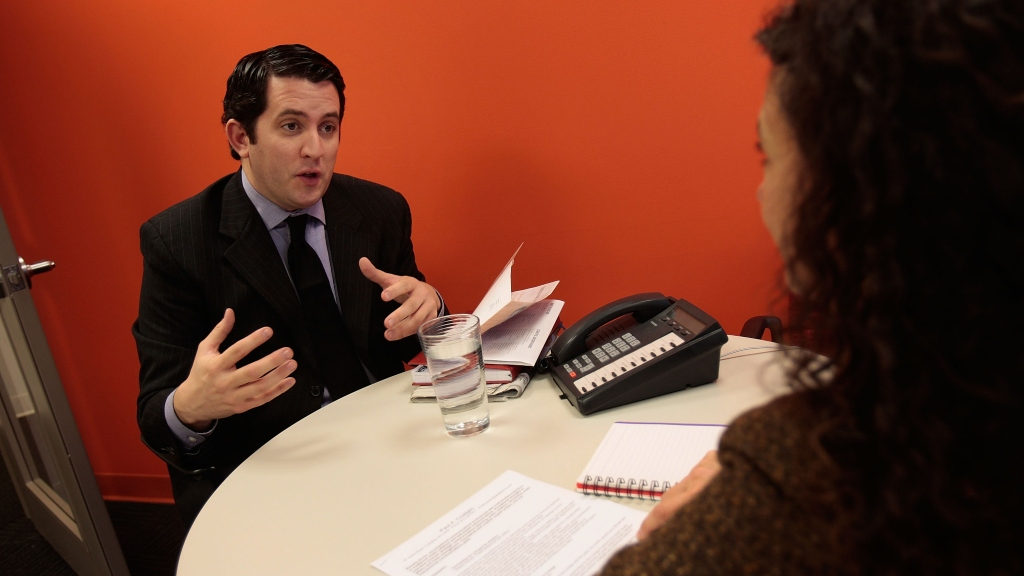 Survey: Appearance At Job Interview Influences Perceptions Of Competence