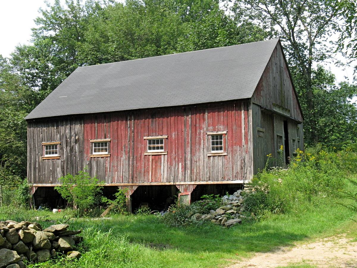Old And Post Beam Barns