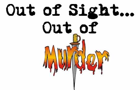 Out of Sight, Out of Murder Logo