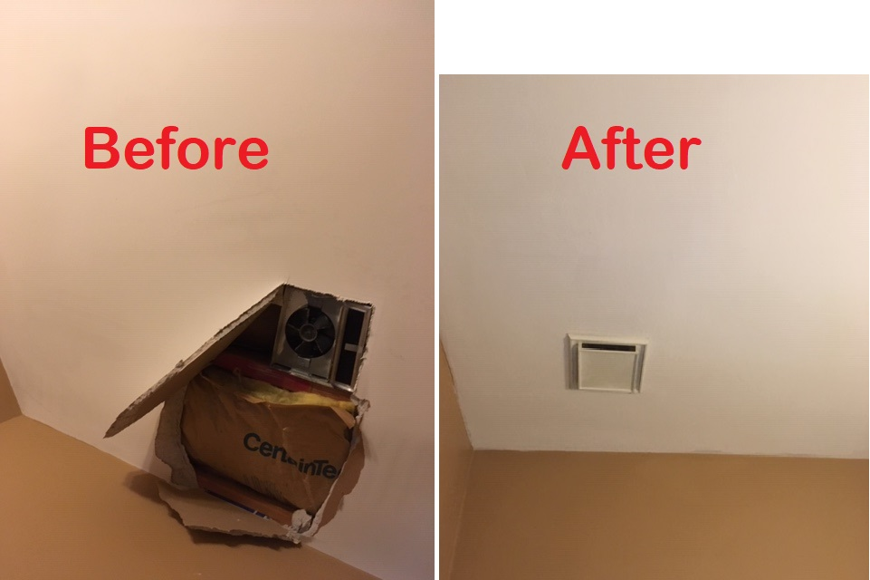 Drywall Repair Cost And Calculator So You Know You Are Getting The