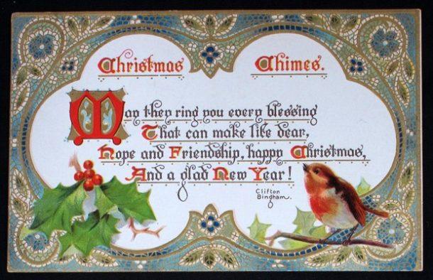 Sending Seasons Greetings Christmas Cards In Connecticut
