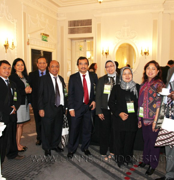 The Round Table Discussion on Sustainable Palm Oil summit – London Sept 2013