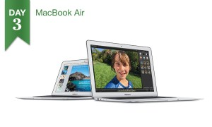 Buy any new MacBook Air from Connecting Point on Dec. 13, 2014, get a $100 Gift Card
