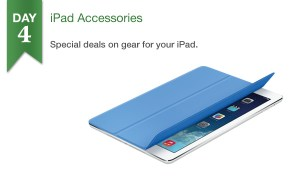 50% off select iPad accessories at Connecting Point