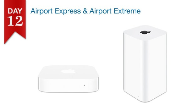 Connecting Point's '12 Days of Savings 2013' Day 12 - $10 Off AirPort Express; $20 Off AirPort Extreme