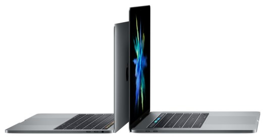 Apple MacBook Pro with Touch Bar family
