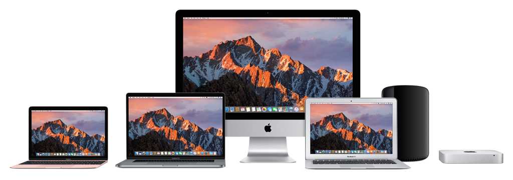 Mac family MacBook, MacBook Air, MacBook Pro, iMac, Mac mini Connecting Point Medford OR trade-in